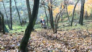 9. BMW F800GS & KTM 950 SER- Heavy weight enduro ride