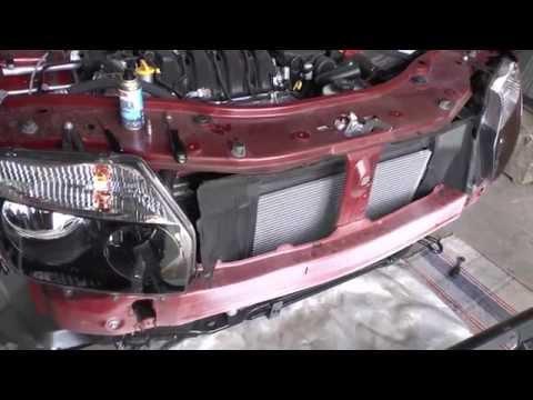 Снятие и установка переднего бампера рено дастер фото