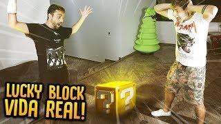 Video LUCKY BLOCK NA VIDA REAL!! ( VALENDO R$300! ) [ REZENDE EVIL ] MP3, 3GP, MP4, WEBM, AVI, FLV Agustus 2018