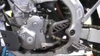 8. RMZ 450 Engine Noise - Crank Pin Bearing Failure