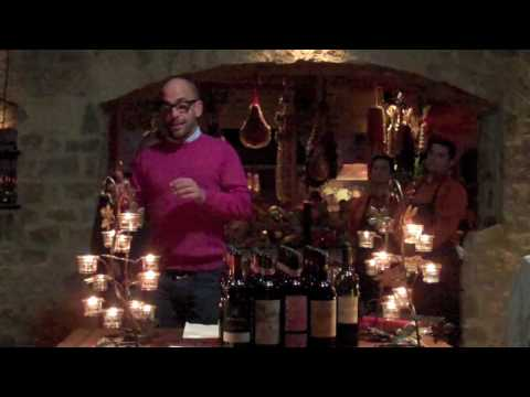 The Wines of Tuscany - - Accademia del Vino Wine Lecture Series