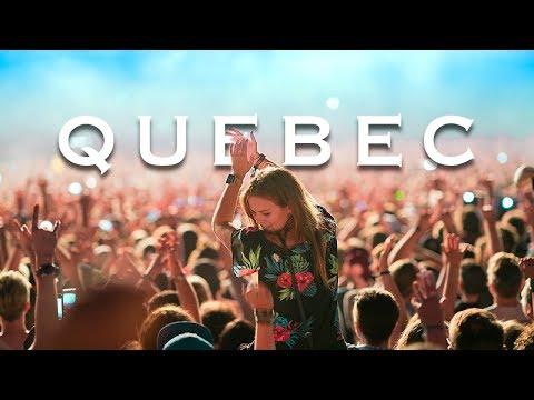CANADA'S BEST MUSIC FESTIVAL?   Quebec Summer Festival in 4K