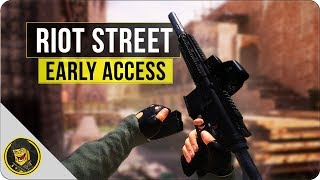 Early Access: Riot Street - What a Waste of Potential