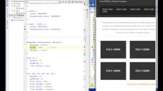 Intro to Mobile Development I - Static to Responsive - Lecture 3