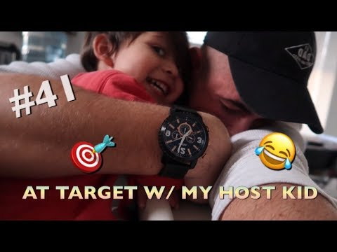 MEET MY NEW HOST KID | Au Pair Vlog #41 | beniirom