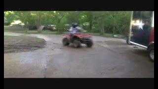 6. 2005 Yamaha Bruin 250