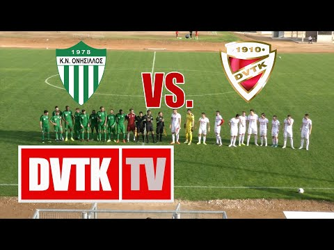 2020. januér 12. | Onisillos - DVTK 0-2 (0-0)
