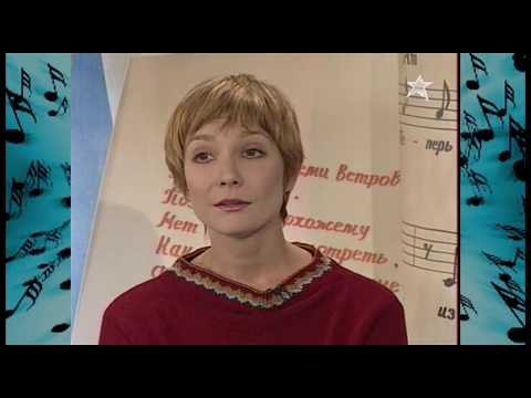 Лидия Чебоксарова в гостях у телепередачи \
