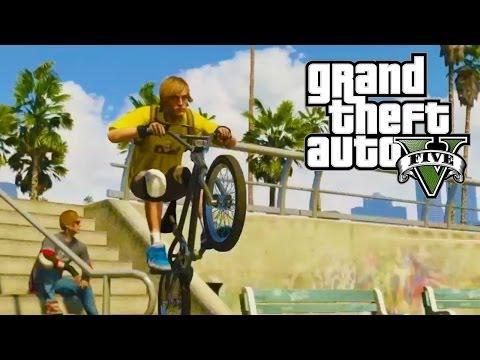 גי.טי.אי - BMX montage in Grand Theft Auto V! Don;t forget to Leave a LIKE if you enjoyed this video! ▻Video Creator: http://www.youtube.com/XR33P3R11X Song: Don Diablo...