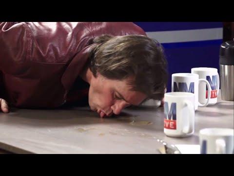 Jim Carrey's Unbearable on Norm Macdonald Live