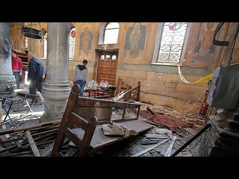 Πολύνεκρη επίθεση σε εκκλησία κοπτών στο Κάιρο