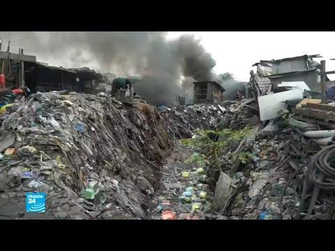 العرب اليوم - دول أفريقية تستورد النفايات الأوروبية