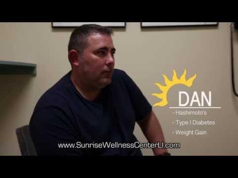 Dan – Hashimoto's, Type I Diabetes, and Weight Gain