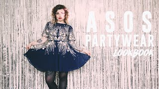 Here is a Partywear look book kindly sponsored by Asos! TIME TO SPARKLE!!!!! Don't forget the Tall, Petite and Curve ranges to...
