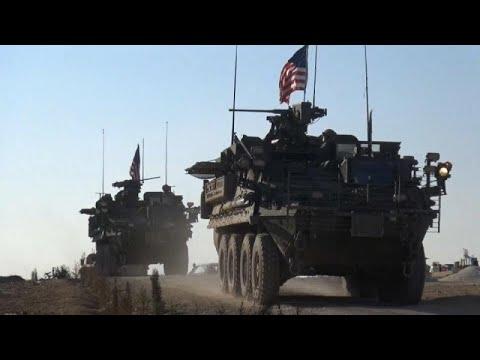 USA: Trump zieht US-Truppen aus Syrien ab, Politiker  ...