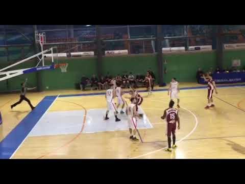 Basket, Amen Sba espugna Terranuova e vola in vetta alla classifica