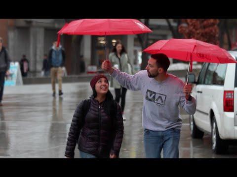 Umbrella-Ing People