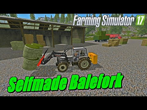 Selfmade Balefork v1.2 without attacher