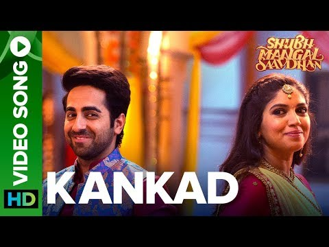 Kankad | Shubh Mangal Saavdhan (2017) Movie Song