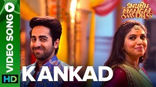 Nonton Kankad   Video Song   Shubh Mangal Saavdhan   Ayushmann   Bhumi Pednekar   Tanishk Vayu Film Subtitle Indonesia Streaming Movie Download