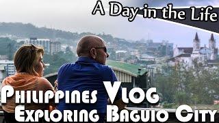 Baguio Philippines  city images : EXPLORING BAGUIO CITY - PHILIPPINES VLOG (ADITL EP97)