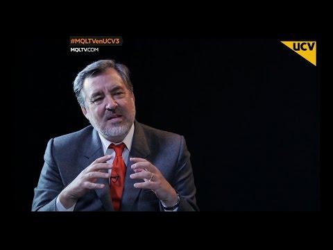 video Alejandro Guillier habla de un país en transición y cómo ve a Chile en la actualidad