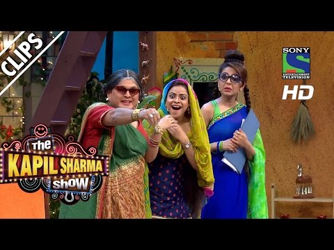 Video Sarkari naukri wali bahu - The Kapil Sharma Show - Episode 4 - 1st May 2016 download in MP3, 3GP, MP4, WEBM, AVI, FLV January 2017