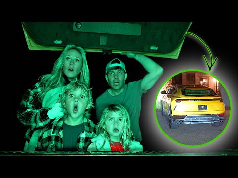 You won't believe where we found our car and what was in the trunk..