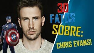 Video 30 FATOS SOBRE: CHRIS EVANS, o Capitão América! (CURIOSIDADES) MP3, 3GP, MP4, WEBM, AVI, FLV Juli 2019