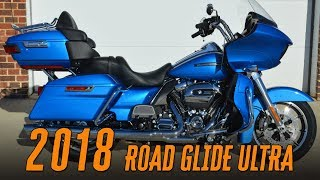 5. 2018 Harley-Davidson® FLTRU - Road Glide® Ultra Electric Blue