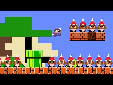 Mario's World 1-1 Calamity (видео)