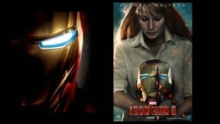 Iron Man 3 New Character Posters