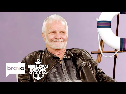Captain Lee Reveals Exactly How He Found Out Kate Chastain Quit | Below Deck After Show (S7 Ep13)