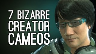 7 Times Creators Cameoed As Themselves (With Bizarre Results)