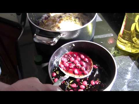 How to cook Albaloo Polo | Persian sour cherry rice | Videos