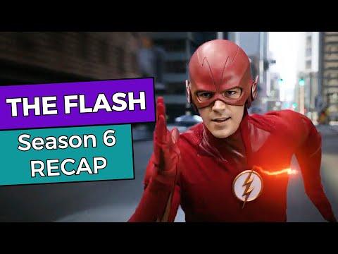 The Flash: Season 6 RECAP