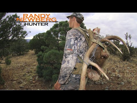 Hunting New Mexico Elk with Randy Newberg; a Youth Hunt (OYOA S3 E2)