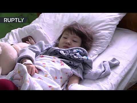 العرب اليوم - طفلة روسية نجت بأعجوبة في تحطم طائرة ركاب