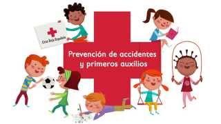 CRUZ ROJA  Prevención de accidentes y primeros auxilios para niños y niñas Tráiler Español