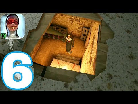 Evil Nun - Chapter 4 - Gameplay Walkthrough PART 6 (iOS, Android)