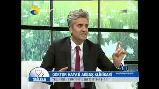 Doç.Dr.Hayati Akbaş-Yüz Gençleştirme, Güzelleştirme Ameliyatları-Hazar Tv