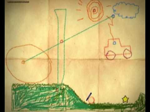 Crayon Physics Deluxe trailer