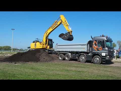 Scania XT TEST & DRIVE Slovensko - preview