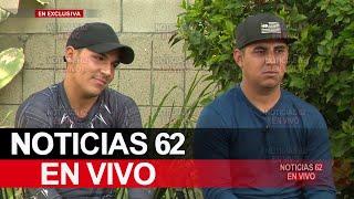 Desertores de la Banda El Salvador Grande como su Gente cuentan su verdad – Noticias 62 - Thumbnail