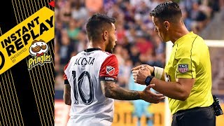 Who got a red card this weekend? Was that offside? Watch Instant Replay as MLSsoccer.com's Simon Borg brings you the most controversial and talked-about ...