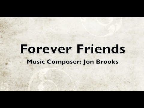Forever Friends - Playful, quirky, happy orchestral music.