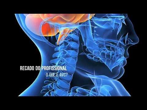 Recado do profissional - AVC (Acidente Vascular Cerebral)