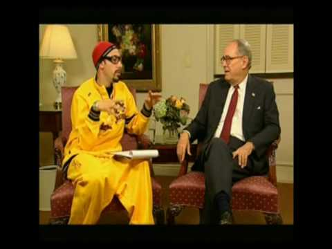 Ali G Law Part 4/4 (Ali G Legal conversation) HD
