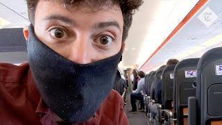 video: On board easyJet's first post-lockdown flight