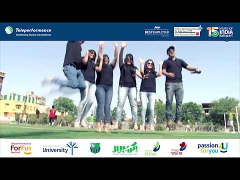 Teleperformance in India video gallery